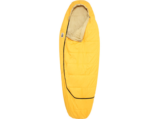 The North Face Eco Trail Synthetic 35 Sleeping Bag Regular yellow/hemp